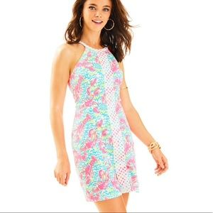 LILLY PULITZER Pearl Shift Dress NWT